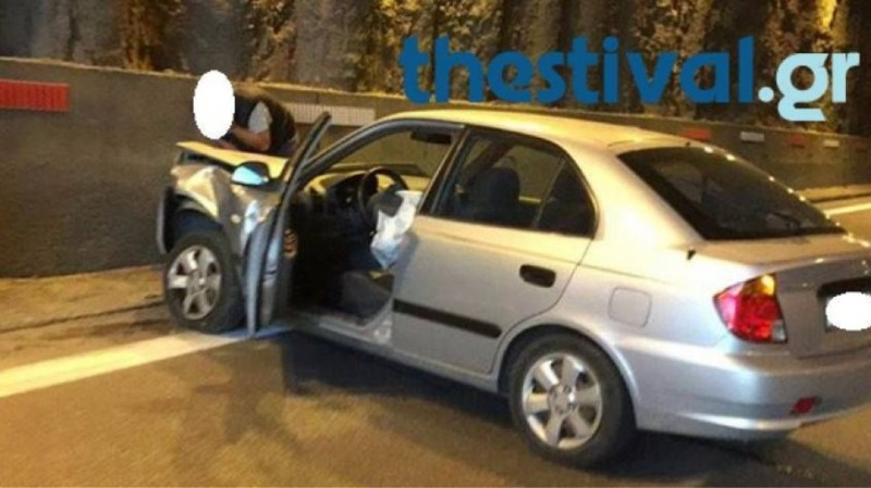 Δύο νεκροί σε τροχαία στην Θεσσαλονίκη!