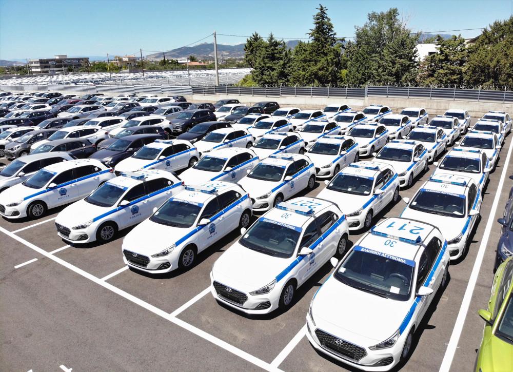 Hyundai i30: 35 νέα περιπολικά στην Ελληνική Αστυνομία