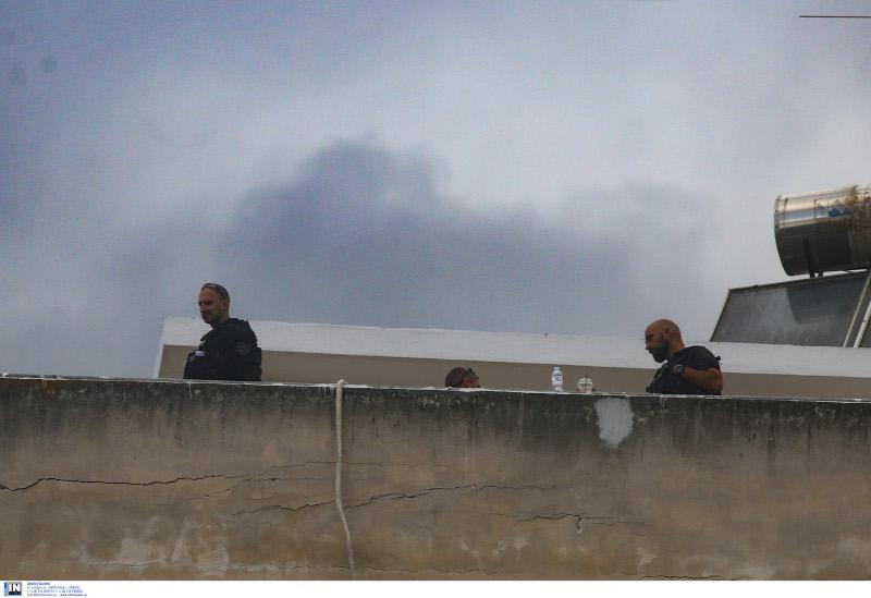εκκένωση κατάληψης στη Θεσσαλονίκη