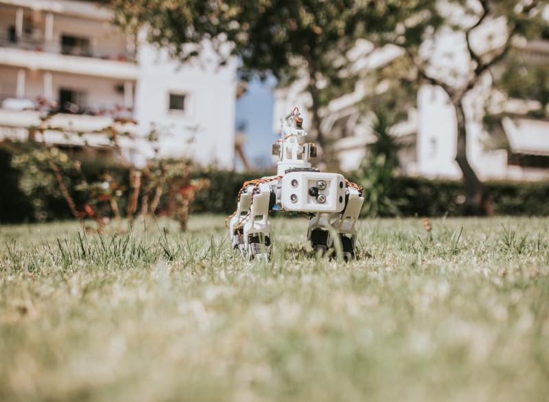 Το ρομποτικό σύστημα Γεωργίας Ακριβείας ΚΥΤΙΟΝ