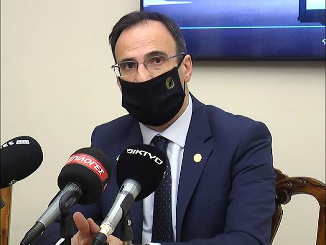 Αλ. Χρυσαφης: Εμείς ολοκληρώσαμε το κομμάτι της Δωρεάς στο Νοσοκομείο