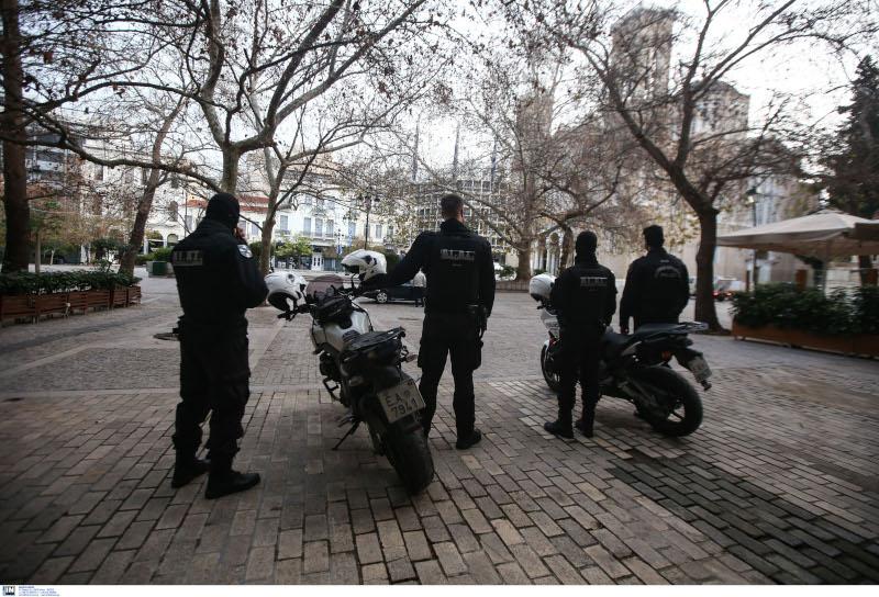 Θεοφάνια αστυνομία