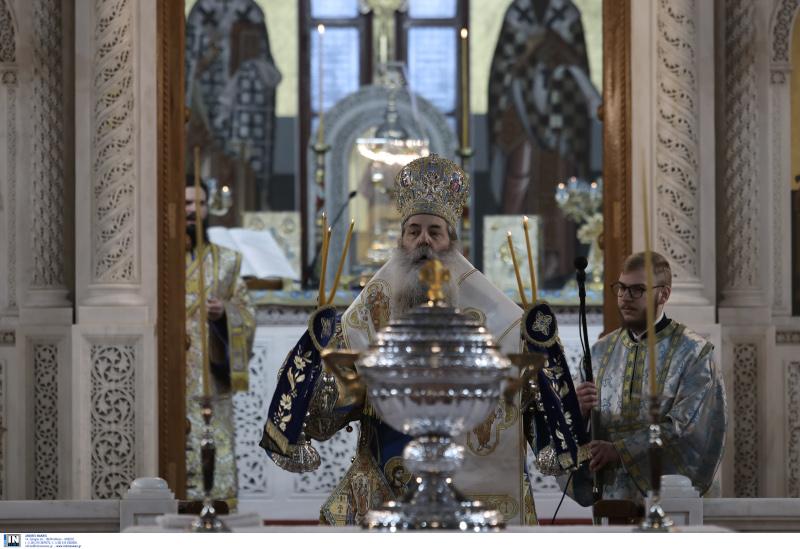 Θεοφάνια εκκλησία Πειραιάς